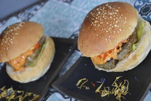 Hamburguesita Buey restaurante batik malaga