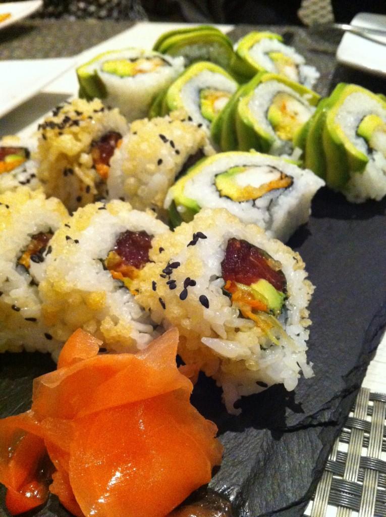 Restaurante Cattabia malaga sushi