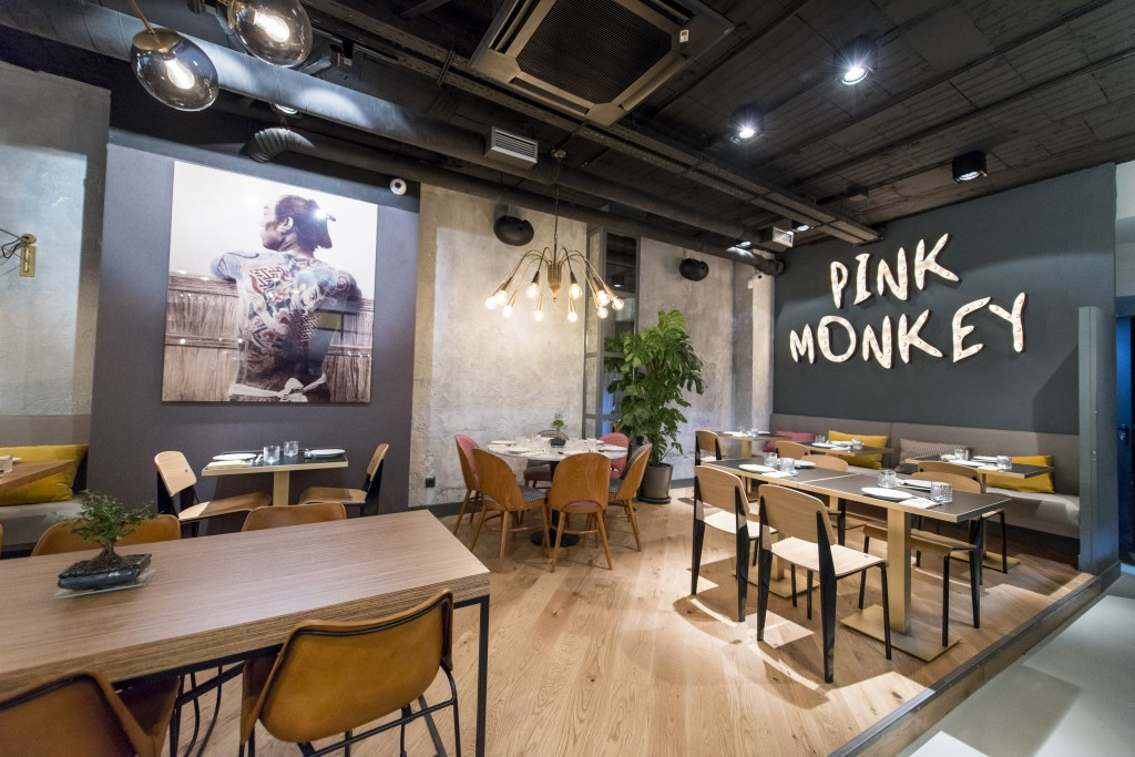 Pink Monkey madrid